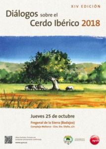 Diálogos sobre el Cerdo Ibérico 2018