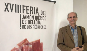 Emiliano de Pedro Sanz, Catedrático Universidad Córdoba