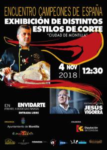 Encuentro Campeones de España Montilla