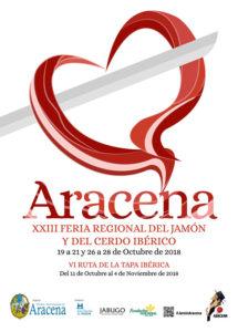 XXIII Feria Regional del Jamón y del Cerdo Ibérico Aracena
