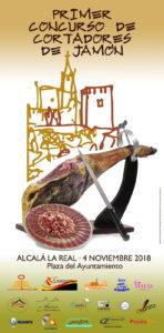 Primer Concurso de Cortadores de Jamón Alcalá la Real