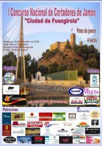"""I Concurso Nacional de Cortadores de Jamón """"Ciudad de Fuengirola"""""""