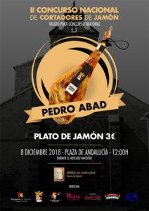 II Concurso Nacional de Cortadores de Jamón Córdoba
