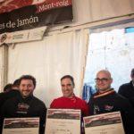 IV Concurso Cortadores de Jamón Monroyo 2018