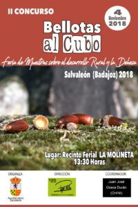 II Concurso Bellotas al Cubo, Salvaleón