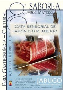 Cata Sensorial DOP Jabugo, Cumbres Mayores (Huelva)
