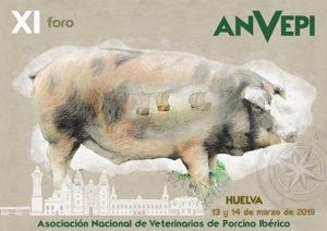 XI Foro ANVEPI, Huelva Veterinarios Porcino Ibérico