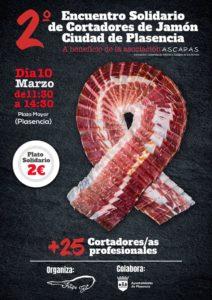2º Encuentro Cortadores de Jamón Ciudad Plasencia