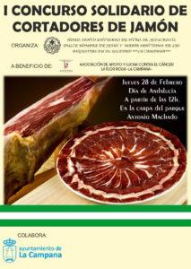 I Concurso Solidario de Cortadores de Jamón La Campana, Sevilla