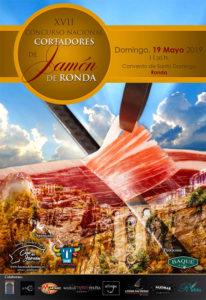 XVII Concurso Nacional de Cortadores de Jamón Ronda