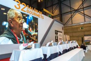 26 Concurso cortadores de jamón Dehesa de Extremadura Salón Gourmets