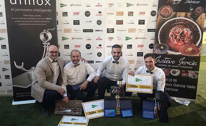 III-concurso-cortadores-jamon-castellon-podium
