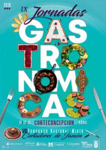 IX Jornadas Gastronómicas Corteconcepcion