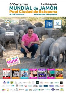 6 Certamen Mundial Jamon Popi Ciudad de Estepona
