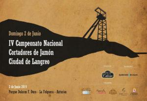 IV Campeonato Nacional Cortadores de Jamón Ciudad de Langreo
