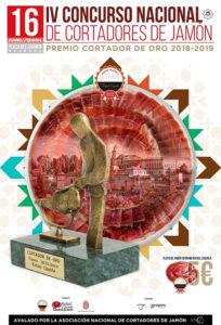IV Concurso Nacional de Cortadores de Jamón Granada, Rafael Cazorla
