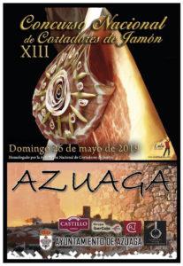 XIII Concurso Nacional de Cortadores de Jamón Azuaga