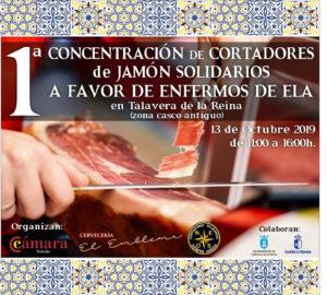 1ª Concentración de Cortadores de Jamón Solidarios Talavera de la Reina
