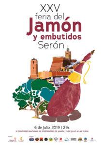XXV Feria del Jamón y Embutidos de Serón.