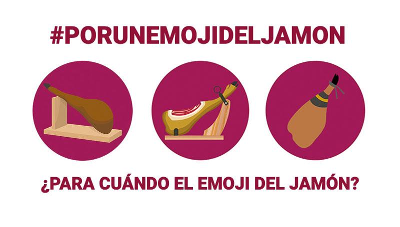Emoji Jamón