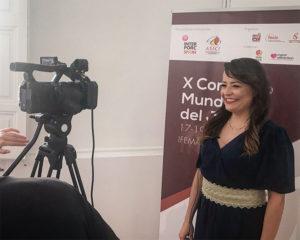 Luz María Zamorano Andrés, El lado femenino del jamón