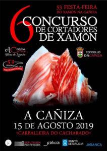 6º Concurso de Cortadores de Xamón A Cañiza