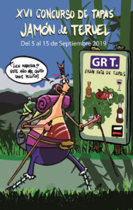 XVI Concurso de Tapas Jamón de Teruel 2019