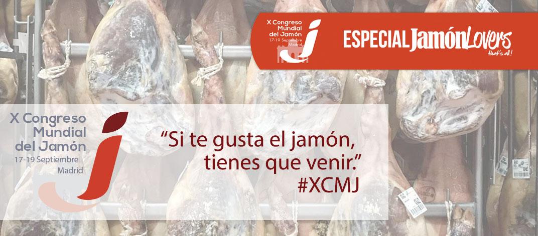 X Congreso Mundial Jamón Madrid