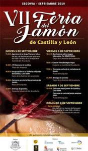 VII Feria del Jamón de Castilla y León
