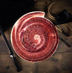 Carlos Sánchez, cortador de jamón en EEUU, Los Oscars