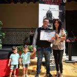 Concurso Mejor Jamón DOP de Teruel 2019, Medalla Plata Elaborados Las Torres