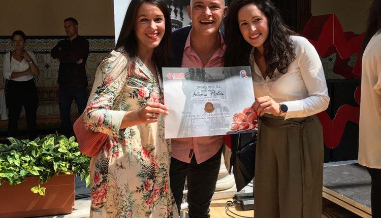 jamones-mata-medalla-bronce-concurso-calidad-mejor-jamon-teruel-2019