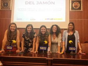 Las mujeres del jamón, I Jornada
