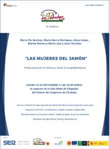 Segunda edición de Las Mujeres del jamón