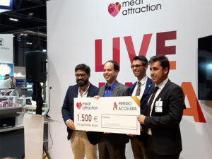 Premio Accelera 2019 Meat Attraction