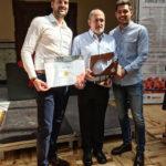Concurso Mejor Jamón DOP de Teruel 2019, Medalla Oro Sierra de Mora