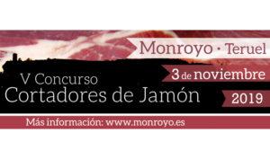 V Concurso de Cortadores de Jamón Monroyo, Teruel