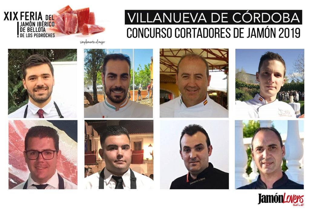 XIX Concurso Nacional de Cortadores de Jamón de Bellota 100% Ibérico DOP Los Pedroches
