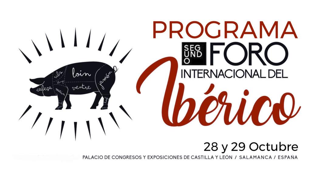 Programa II Foro Internacional del Ibérico
