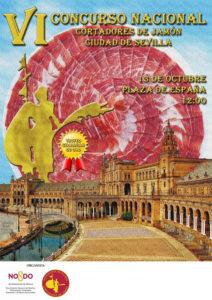 VI Concurso de Cortadores de Jamón Ciudad de Sevilla