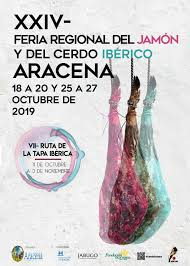 XXIV Feria del Jamón y del cerdo ibérico Aracena