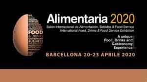 Alimentaria 2020 Barcelona