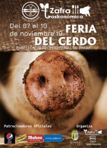 Feria del Cerdo Zafra