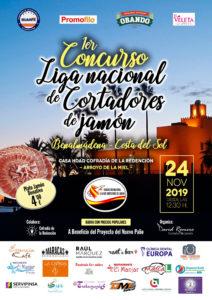 I Concurso Cortadores de Jamón Benalmádena Costa del Sol