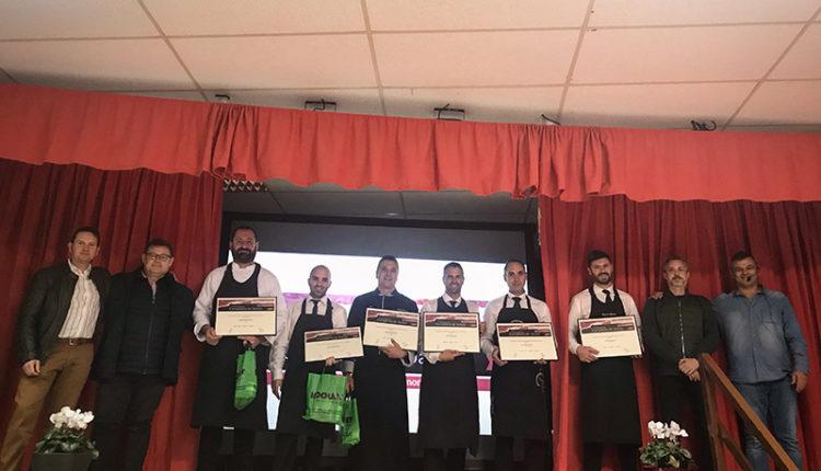 participantes-v-concurso-de-cortadores-jamon-monroyo-teruel