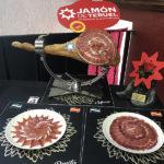 V Concurso de Cortadores de Jamón Monroyo