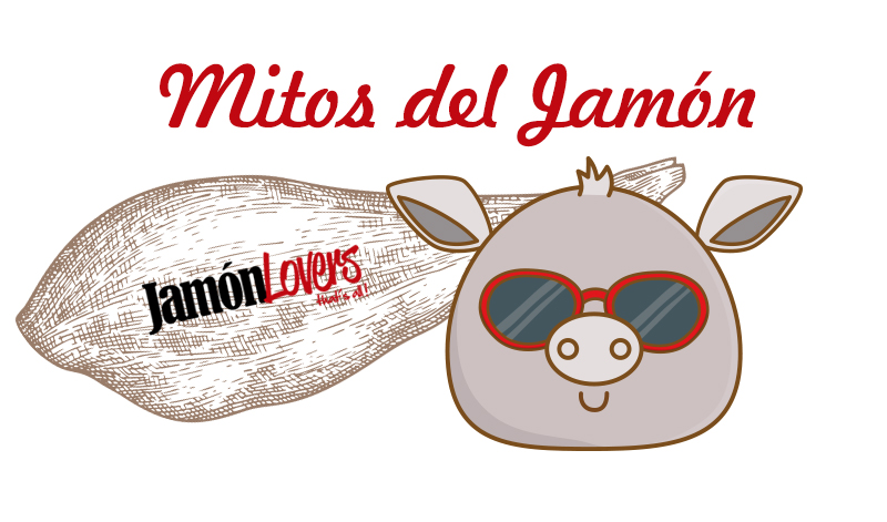 Mitos del jamón