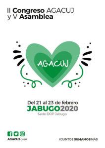 II Congreso AGACUJ - Jabugo 2020
