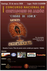 I Concurso de Cortadores de Jamón Ciudad de Lorca