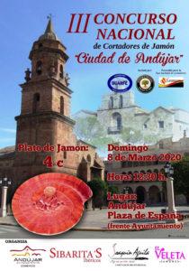 III Concurso de Cortadores de Jamón Ciudad de Andújar